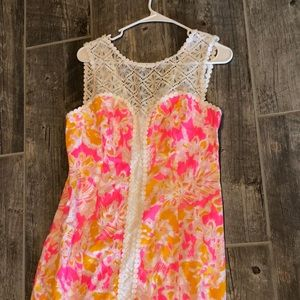 EEEUC Lilly Pulitzer Sofia Shift